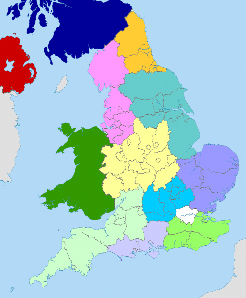 Image: The geographic spread of existing CIPR regions.